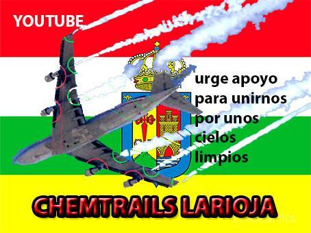 Chemstrails Larioja